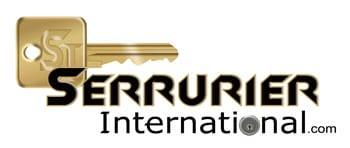 Logo de marque de porte